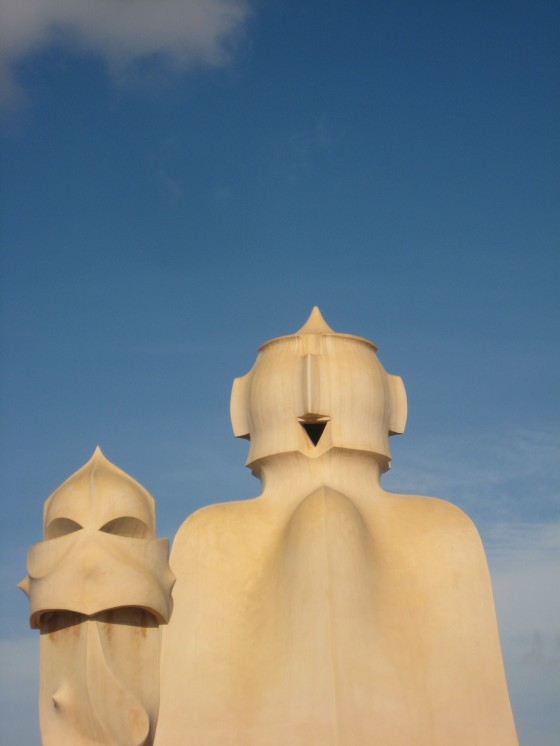 Architecture of Antionio Gaudi